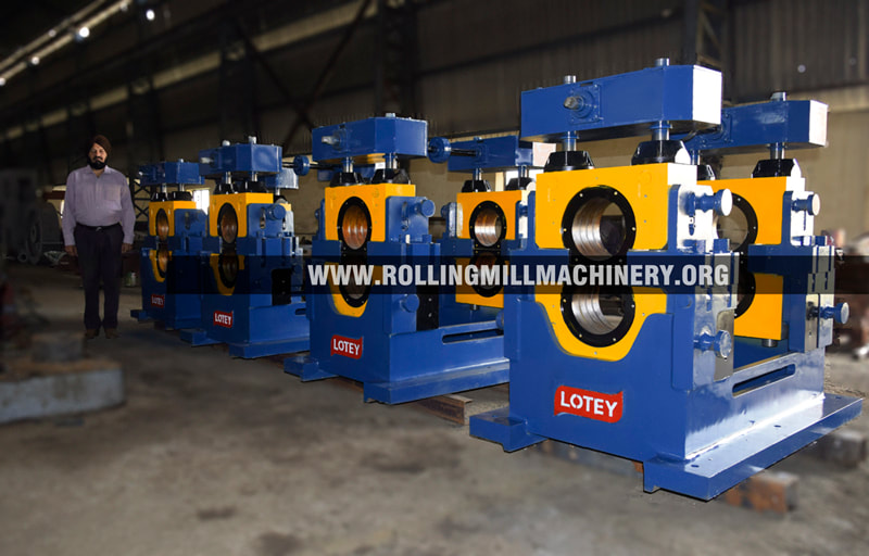Housingless Mill Stands, Housingless Rolling Mill. Mill Stands Manufacturer